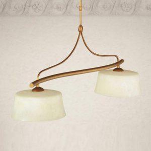 Hanglamp ALESSIO, 2-lichts