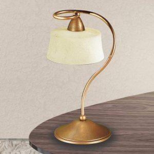 Klassieke tafellamp Alessio, 1-lichts