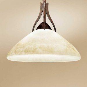 Landhuis-hanglamp Samuele