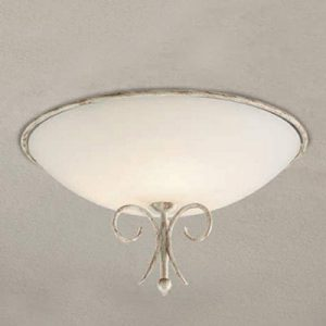 Versierde plafondlamp Kayra