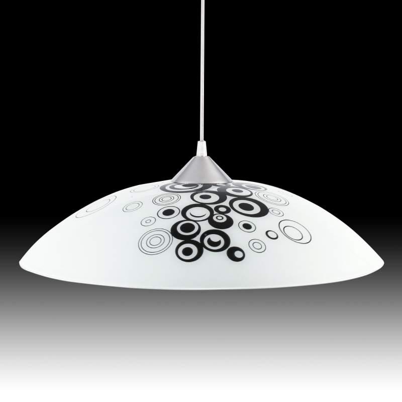 Hanglamp Fresh met patroon