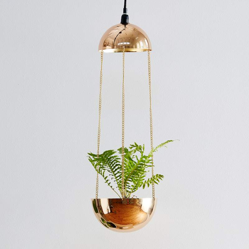 Uitzonderlijke hanglamp Grow voor decoratie
