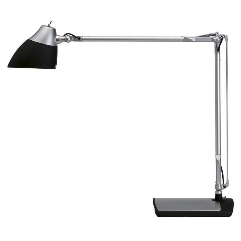 ECLIPSE LED-bureaulamp, zwart