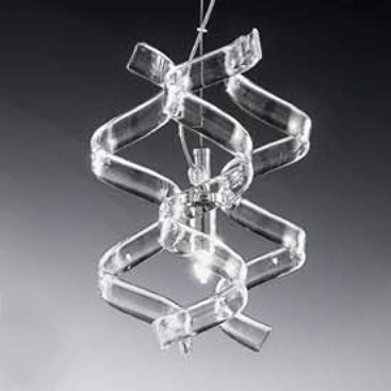 Eigentijdse hanglamp Crystal