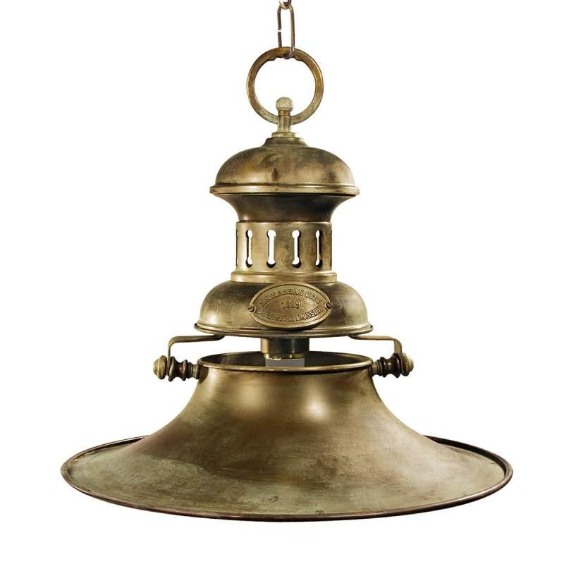 Antieke hanglamp Bahia