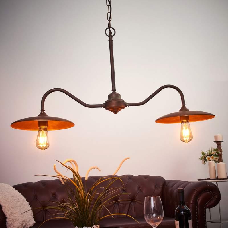 Hanglamp ALICEin landhuisstijl