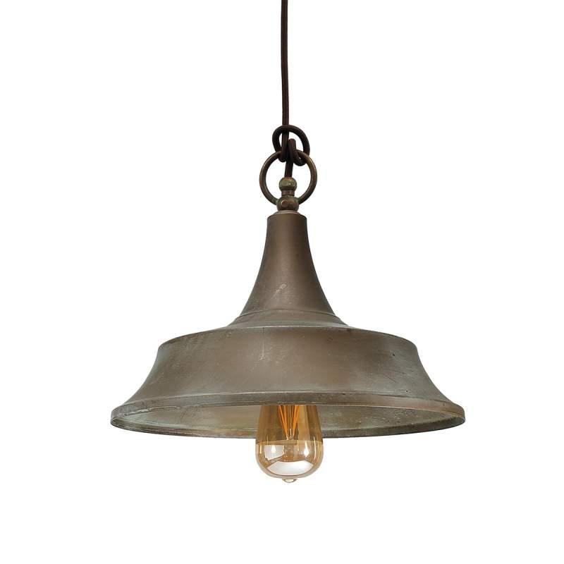 Nostalgische hanglamp Birma - 32 cm