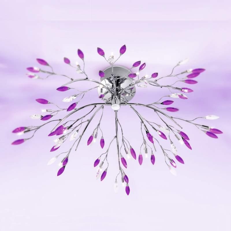 Betoverende design-plafondlamp CALIPSO
