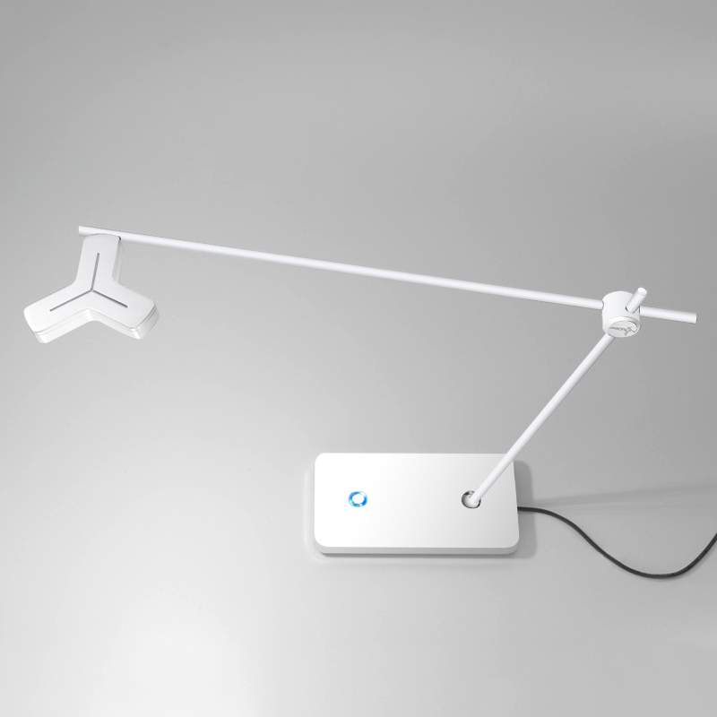 Uitstekende LED-tafellamp MOX M3010, wit