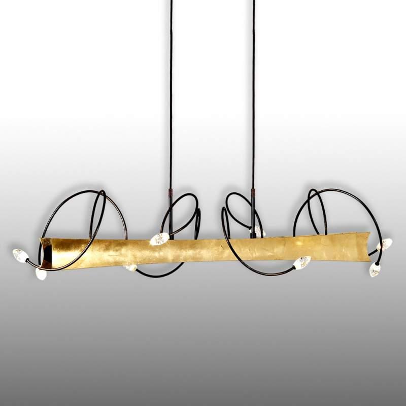 Decoratieve led-hanglamp Donna