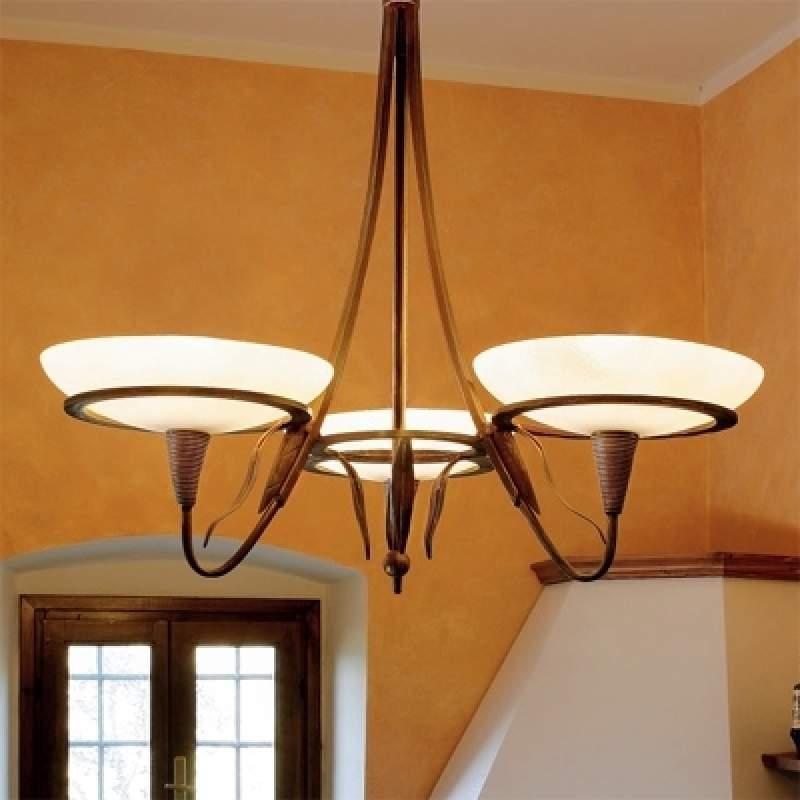 Mediterrane hanglamp Tuscania