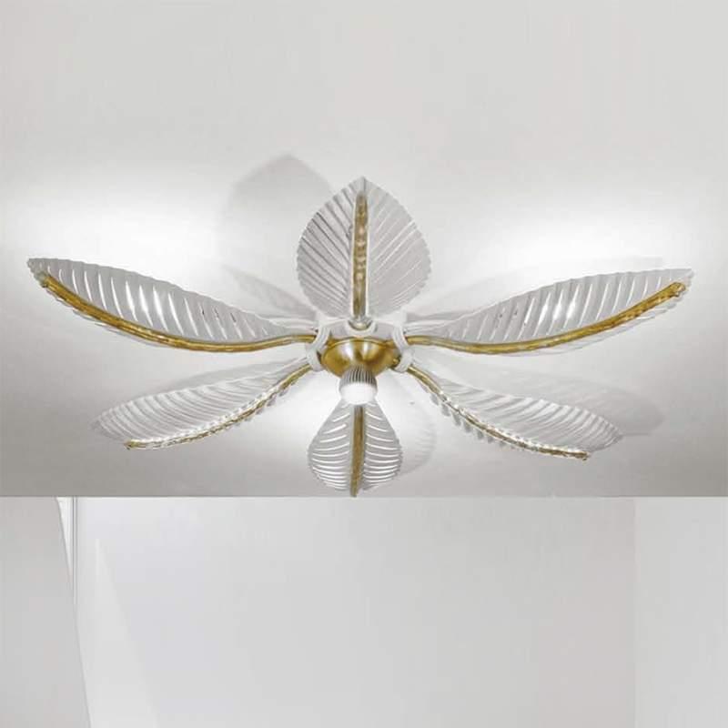 Fraai gevormde plafondlamp Oasi