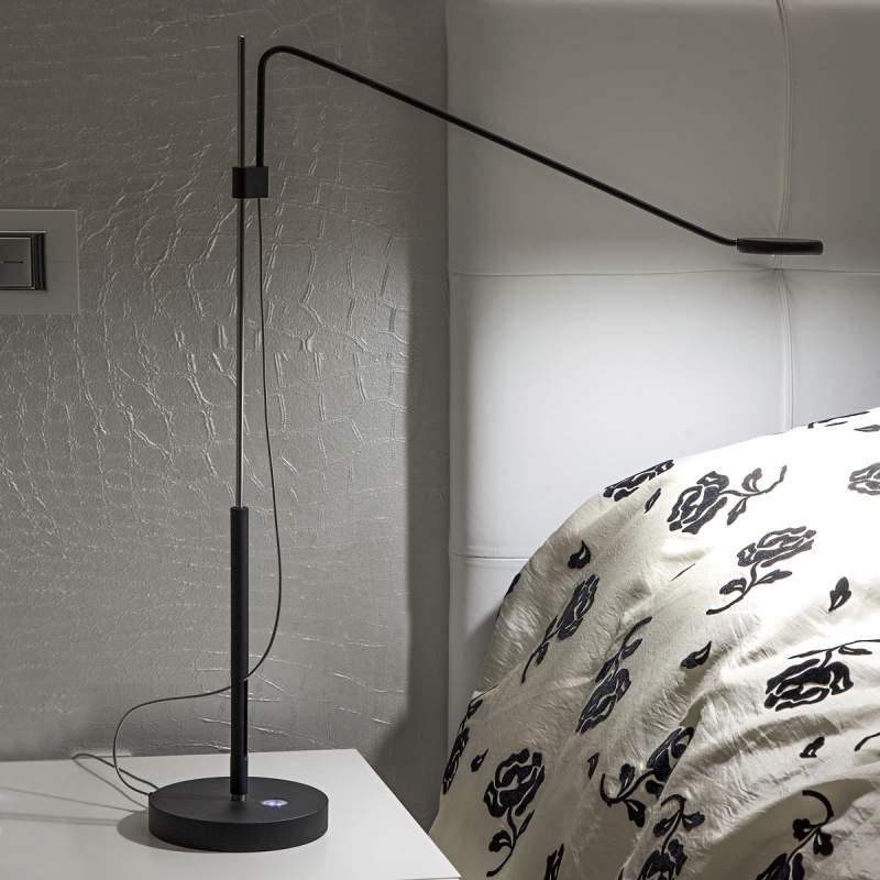 Sierlijke LED-bureaulamp Tecla