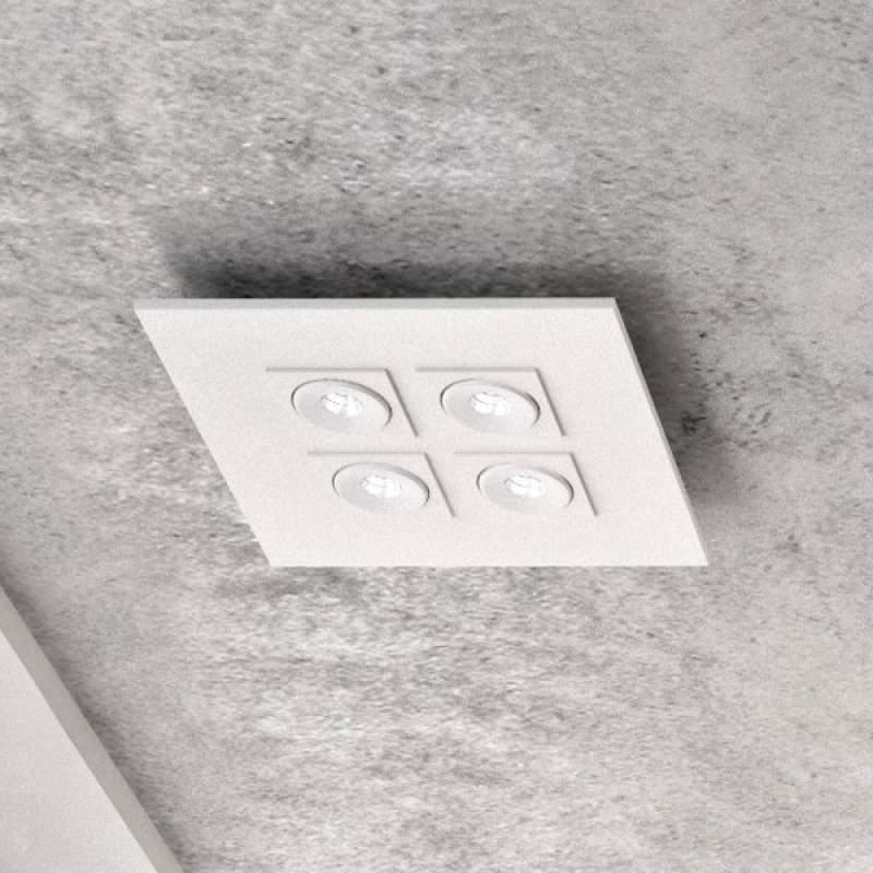 Richtbare led-plafondlamp Marc