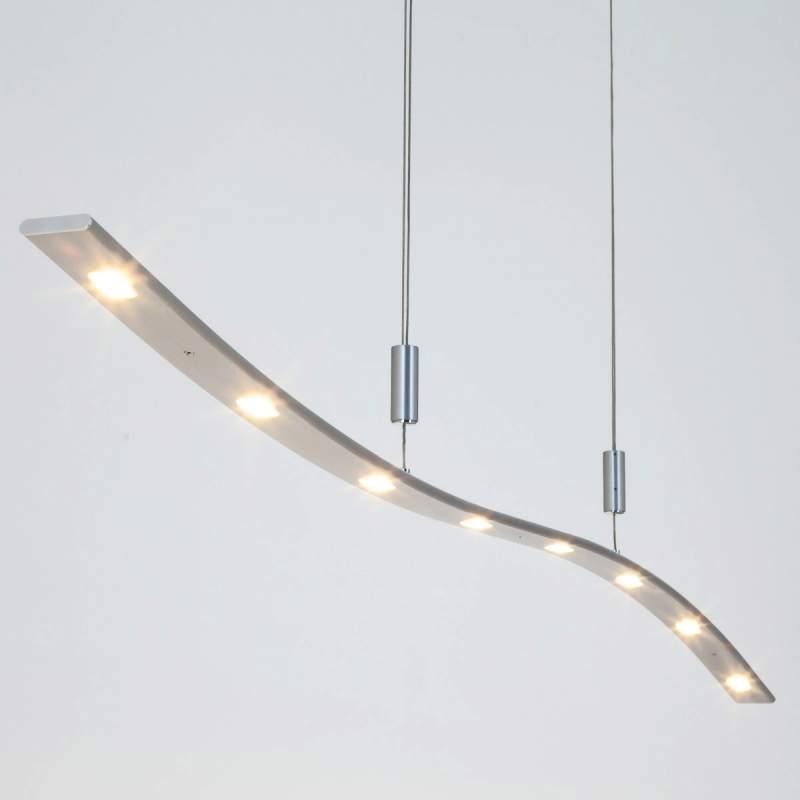 Xalu - in hoogte verstelbare LED-hanglamp, 160 cm