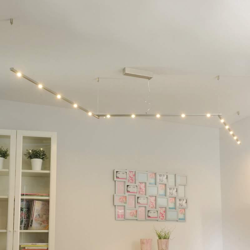 5.000 lumen - flexibel LED-plafondsysteem Elta