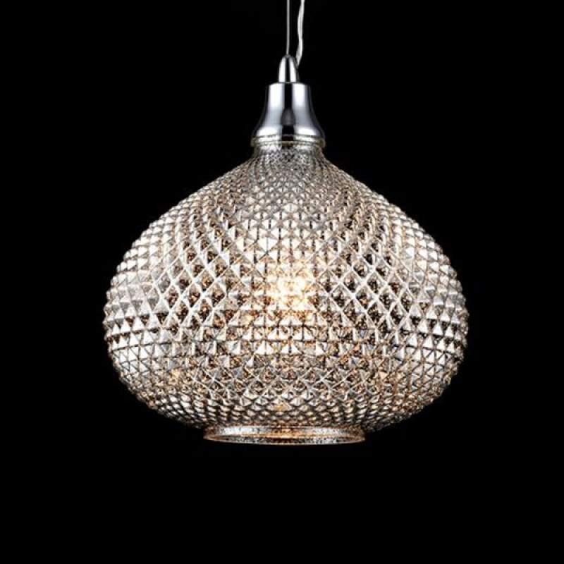 Glazen hanglamp Moreno