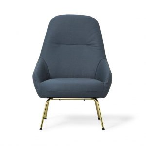 Montel Fauteuil Trace Messing