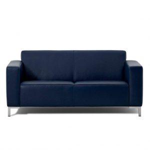 Montel Bank Custom Medium Plus 2-zits Blauw