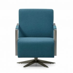 Montel Fauteuil Apple Turquoise