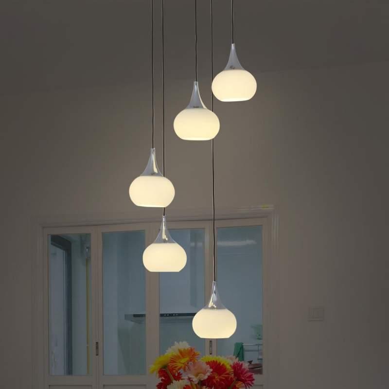 Elegante led-hanglamp Costa
