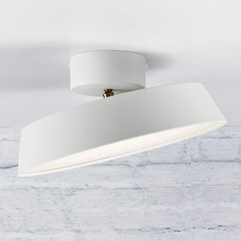 Alba - witte, zwenkbare LED plafondlamp