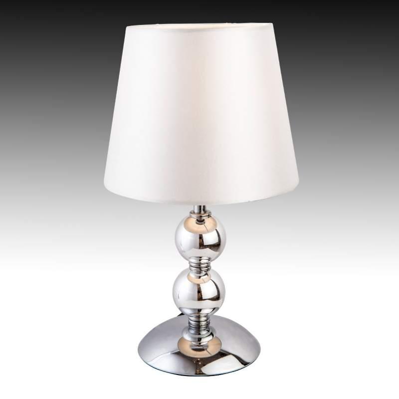 Verchroomde tafellamp Bea