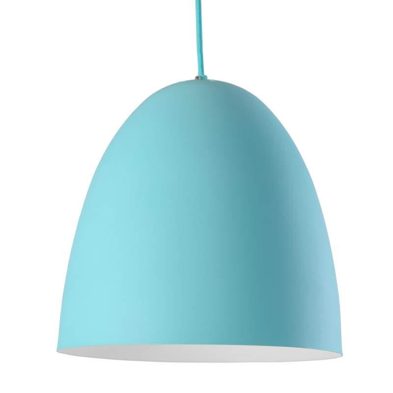 Turkooise hanglamp Viola