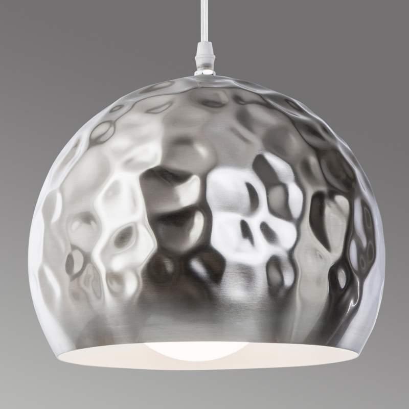 Bolvormige hanglamp Tiny hamerslag
