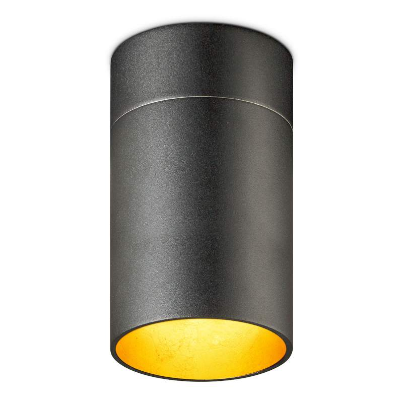 Krachtige LED plafondlamp Tudor L 18,5 cm
