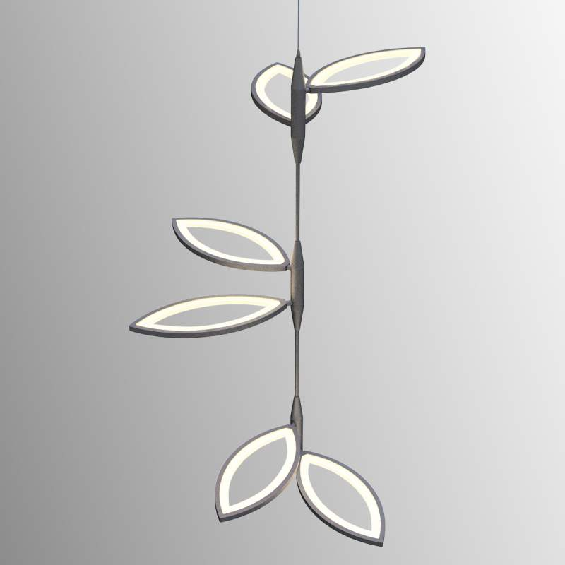 Buitengewone LED hanglamp Flavia