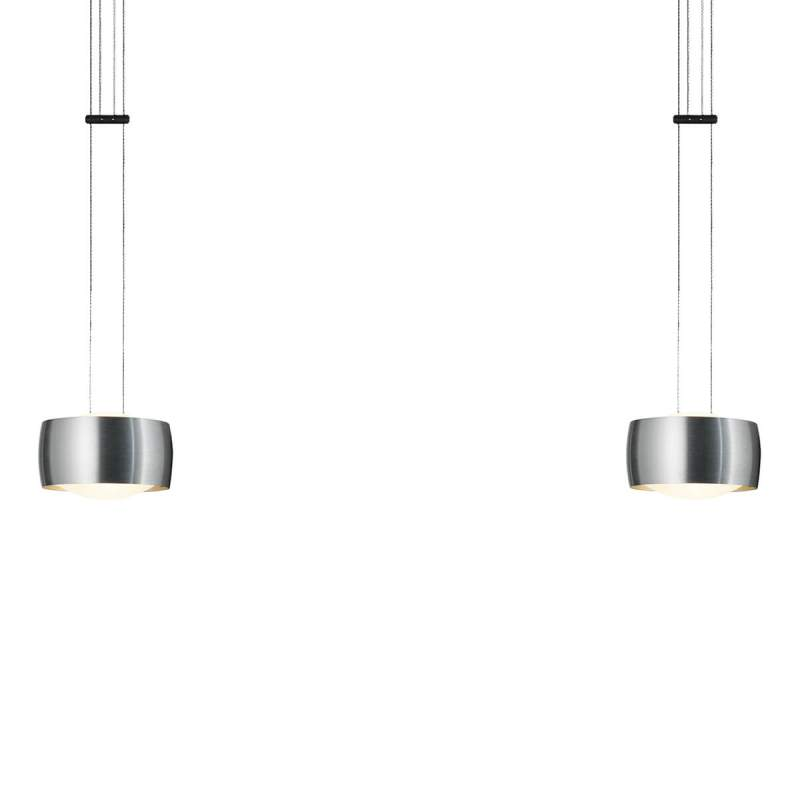 Contactloos bestuurbare LED hanglamp Grace