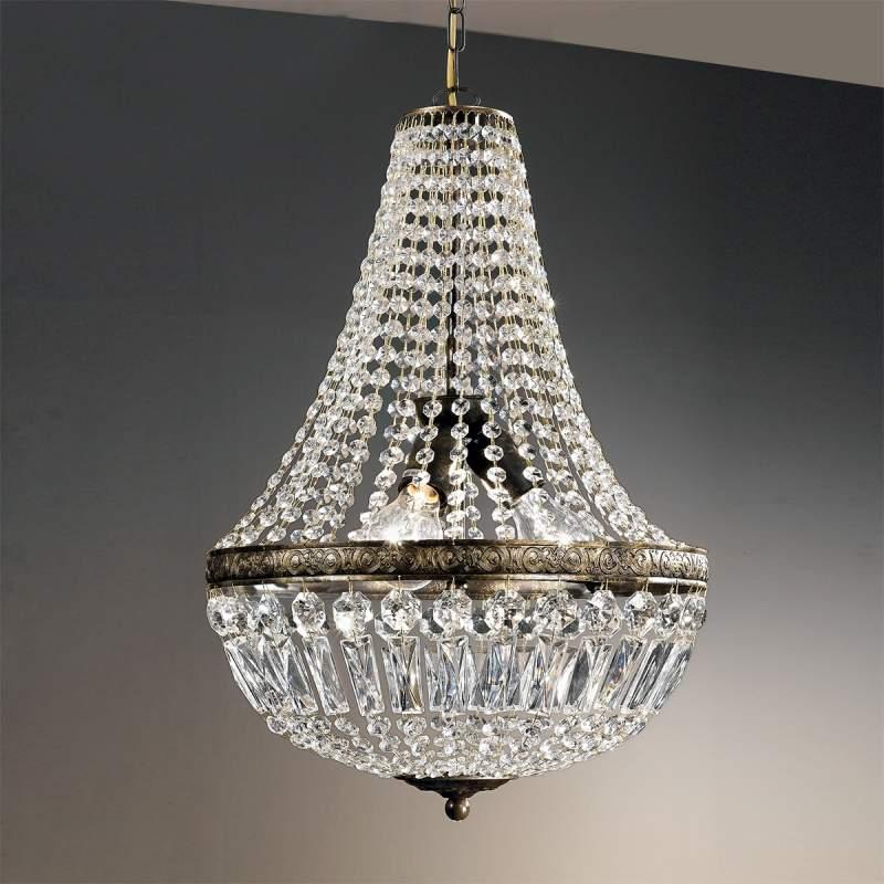 Fascinerende hanglamp ANDARA - 40 cm