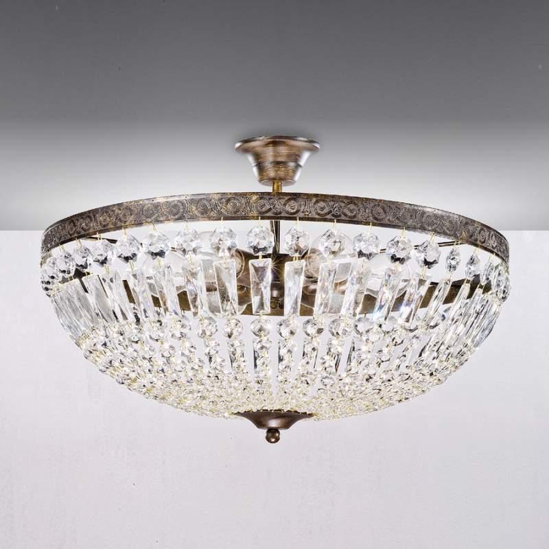 Fabelachtige plafondlamp ANDARA - 60 cm