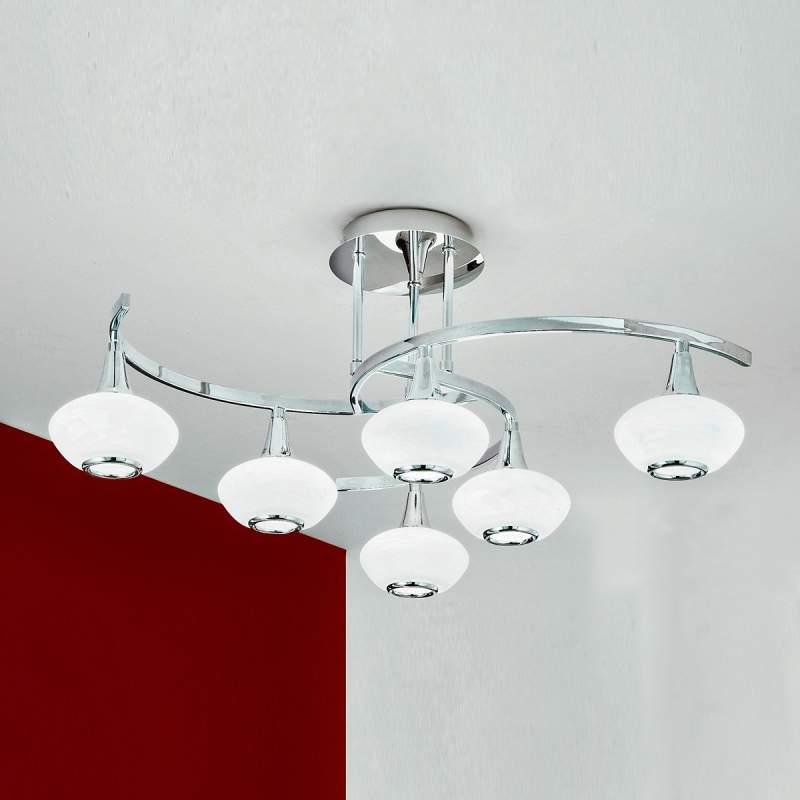 Plafondlamp LURANA, 6-lichts