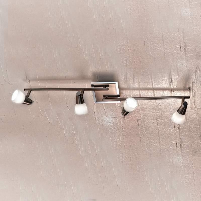 Variabele plafondlamp MIRTEL - 4-lichts