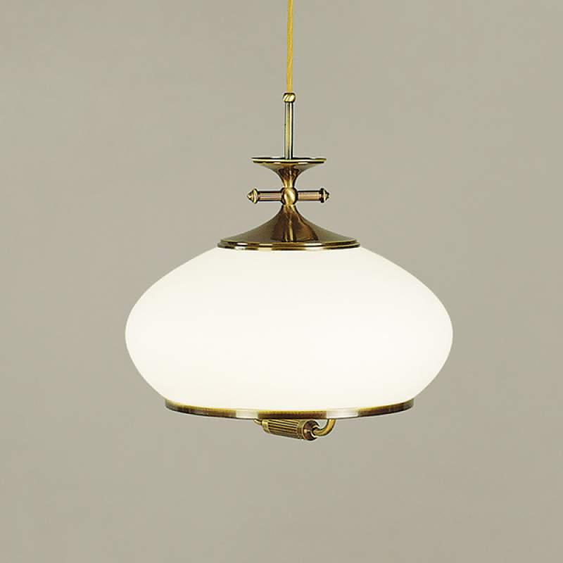 In hoogte verstelbare hanglamp EMPIRA