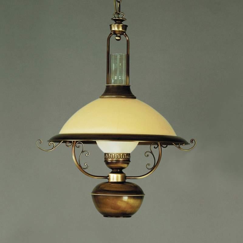 VALENTINA - mooie hanglamp in lantaarnoptiek