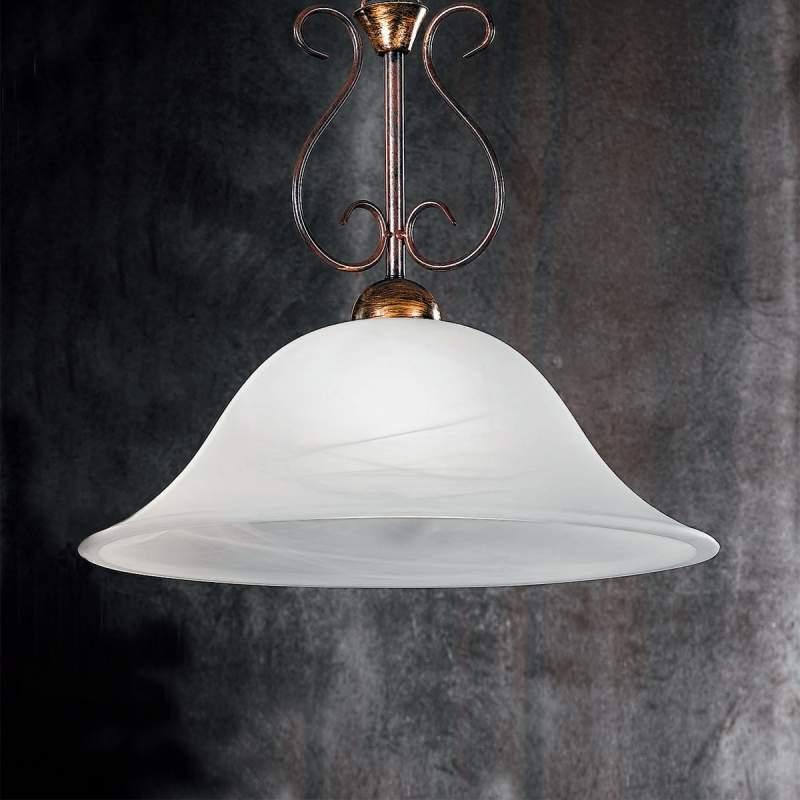 JONTE - romantisch ogende hanglamp