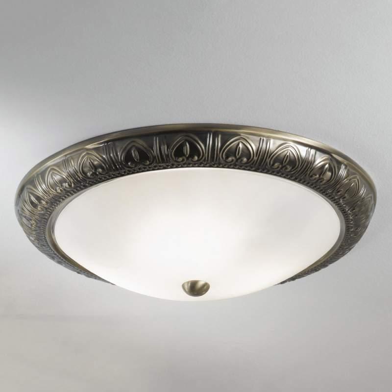 Plafondlamp Lembit, diameter 38 cm