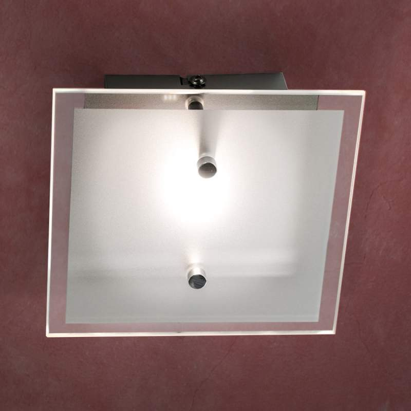 1-lichts LED-plafondlamp Florien