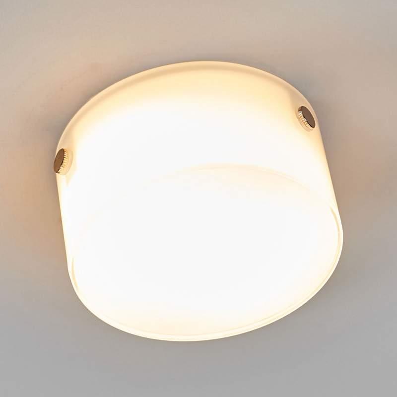 Ronde LED plafondlamp Sole - Ø 10 cm