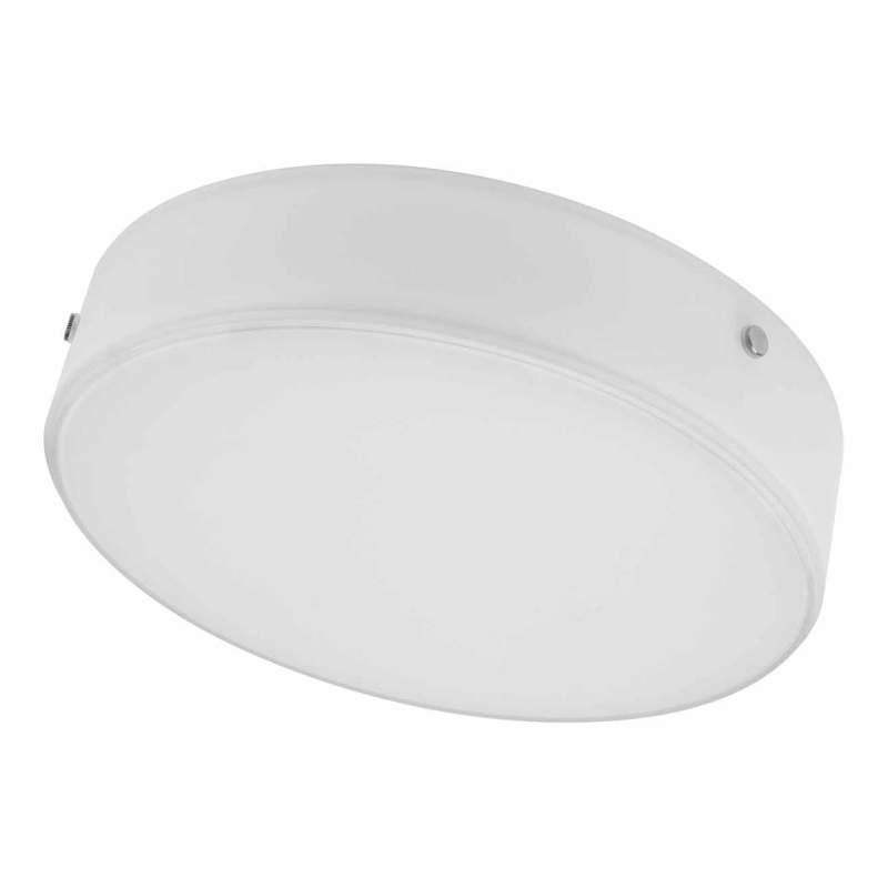Universeel witte LED plafondlamp Sole