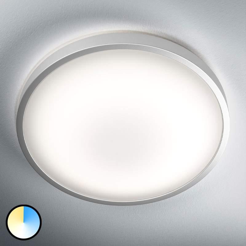 LED plafondlamp Silara met lichtkleur variatie