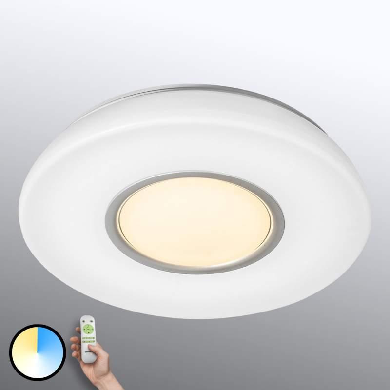 LED plafondlamp Silara uitbreiding met afstandsb.
