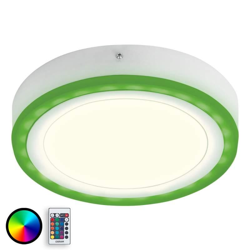 Kleur+White Round - LED plafondverlichting, 36 W