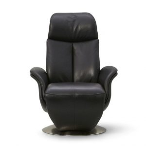 Montel Relaxfauteuil Charly Black