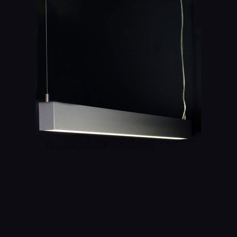 Moderne hanglamp TIN, lengte 89,8 cm