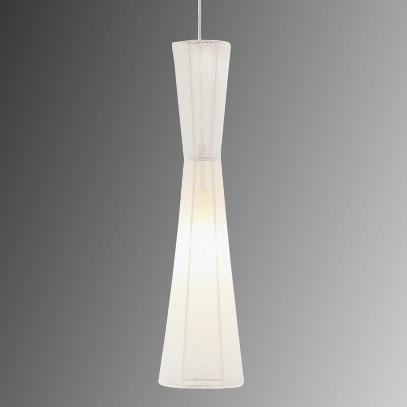 Hanglamp LED Felice, 60 cm wit