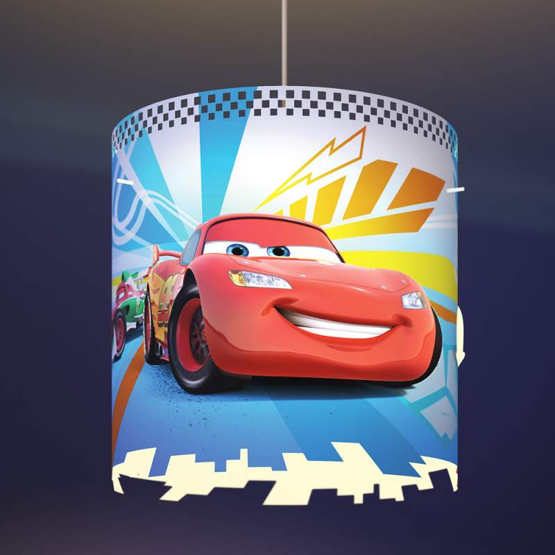 Kinderhanglamp Cars